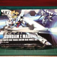 HGBF 1/144 GX-9999 ガンダムX魔王 [Gundam X Maoh]