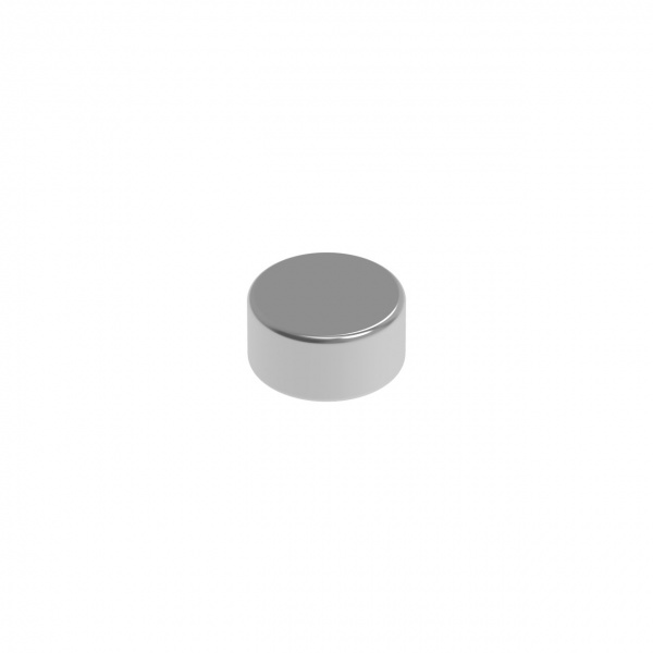 HIQPARTS(ハイキューパーツ) ネオジム磁石 N52 丸形 直径2mm x 高さ1mm(10個入) [MGN2010] 4582370700620