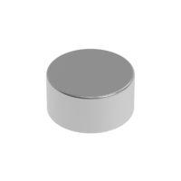 HIQPARTS(ハイキューパーツ) ネオジム磁石 N52 丸形 直径4mm x 高さ2mm(10個入) [MGN4020] 4582370705977 公式画像1