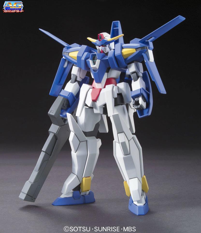 AG 1/144 AGE-3 ガンダムAGE-3 ノーマル [Gundam AGE-3 Normal]