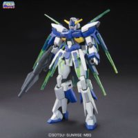 AG 1/144 AGE-FX ガンダムAGE-FX [Gundam AGE-FX]