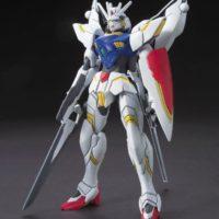 AG 1/144 xvm-fzc ガンダムレギルス [Gundam Legilis] 0076491 4543112764911