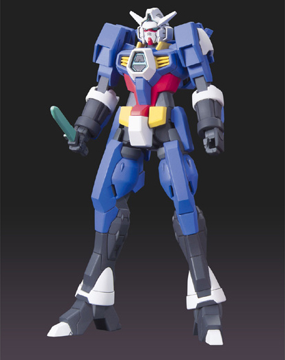 5880AG 1/144 AGE-1S ガンダムAGE-1 スパロー [Gundam AGE-1 Spallow]