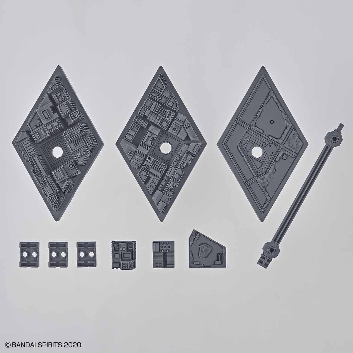 30mm カスタマイズシーンベース (情景Ver.) 5060256 4573102602565