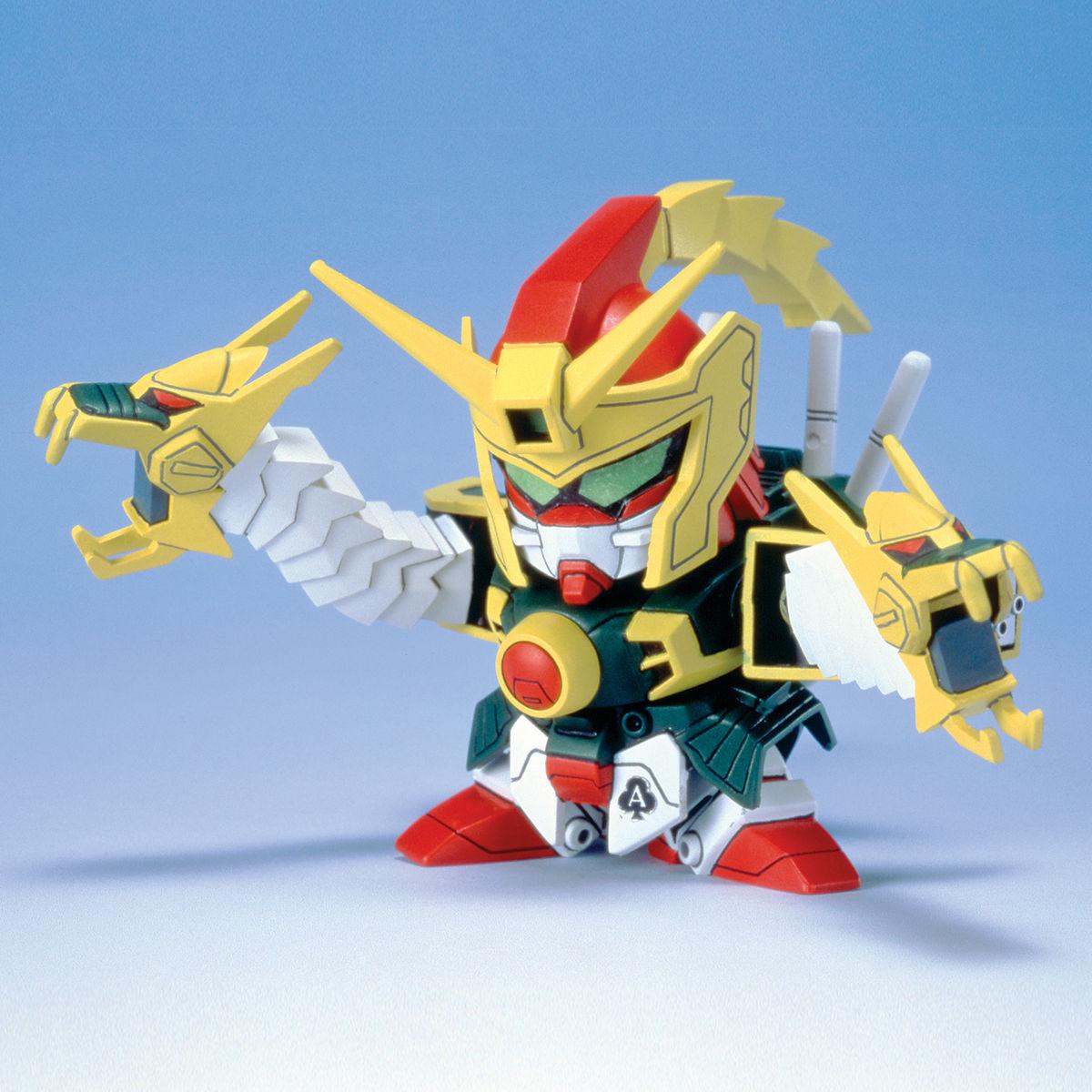 SDガンダム GジェネレーションZERO(GGENERATION-0) 026 GF13-011NC ドラゴンガンダム(ドラゴンクローモード) [Dragon Gundam (Dragon Claw Mode)] 0074432 5060793