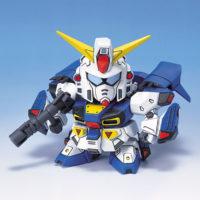 SDガンダム GジェネレーションZERO(GGENERATION-0) 022 F90 ガンダムF90 A/P/Vタイプ [Gundam F90 (A/P/V Type)] 0074428 5060791