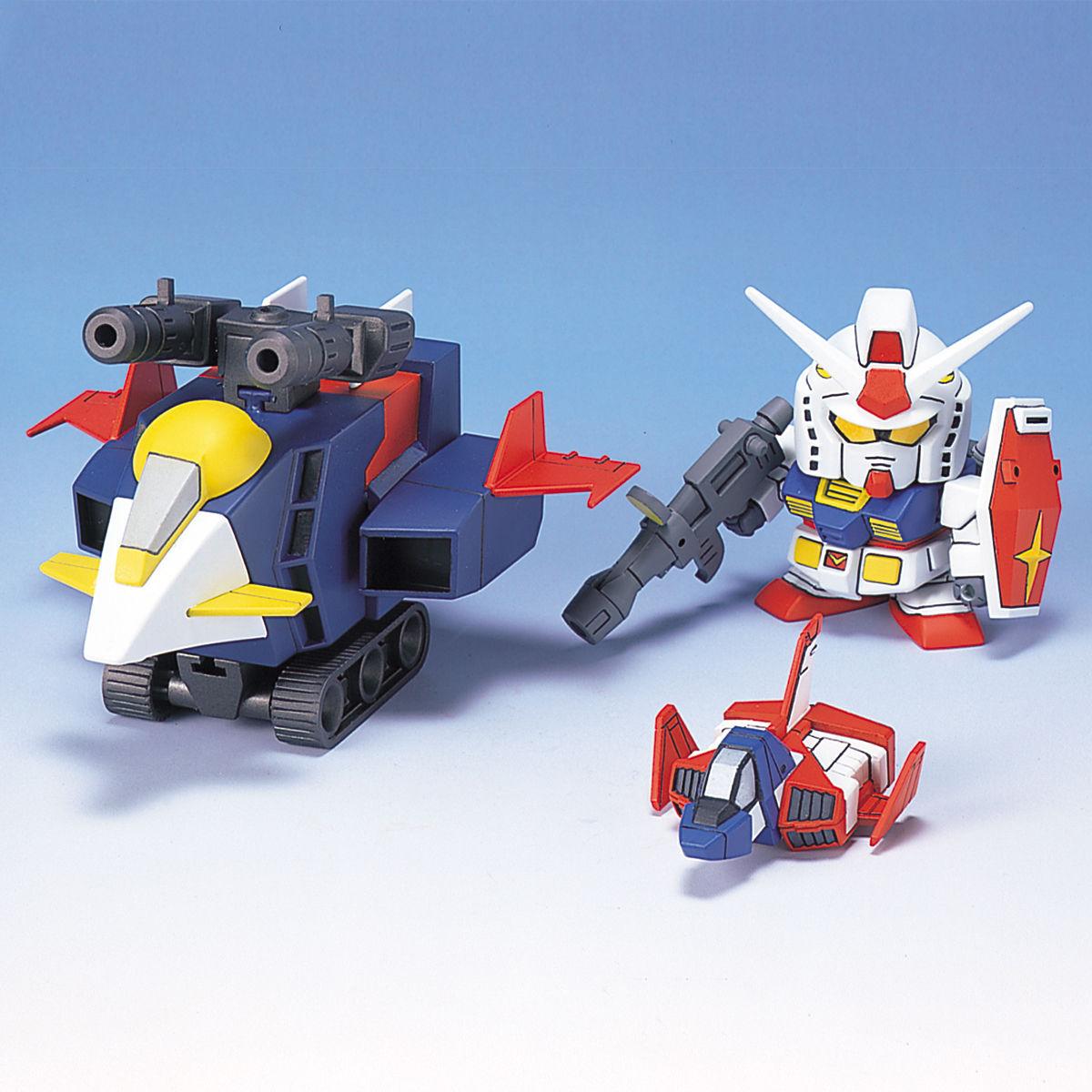 SDガンダム GジェネレーションZERO(GGENERATION-0) 020 RX-78-2 ガンダム(Gアーマー仕様) [Gundam G-Armor] 0074426 4902425744261