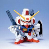 SDガンダム GジェネレーションZERO(GGENERATION-0) 031 ORX-012 ガンダムMk-IV [Gundam Mk-IV] 0075673 5060795