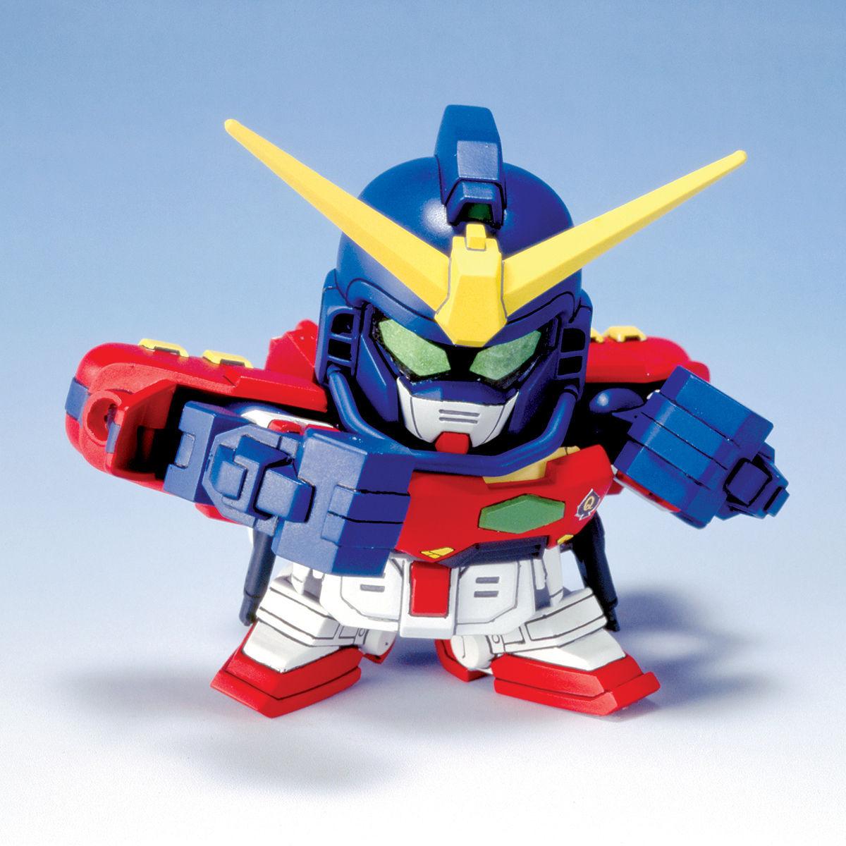 96583SDガンダム GジェネレーションZERO(GGENERATION-0) 027 GF13-006NA ガンダムマックスター(ファイティングナックルモード) [Gundam Maxter (Fighting Knuckle Mode)]