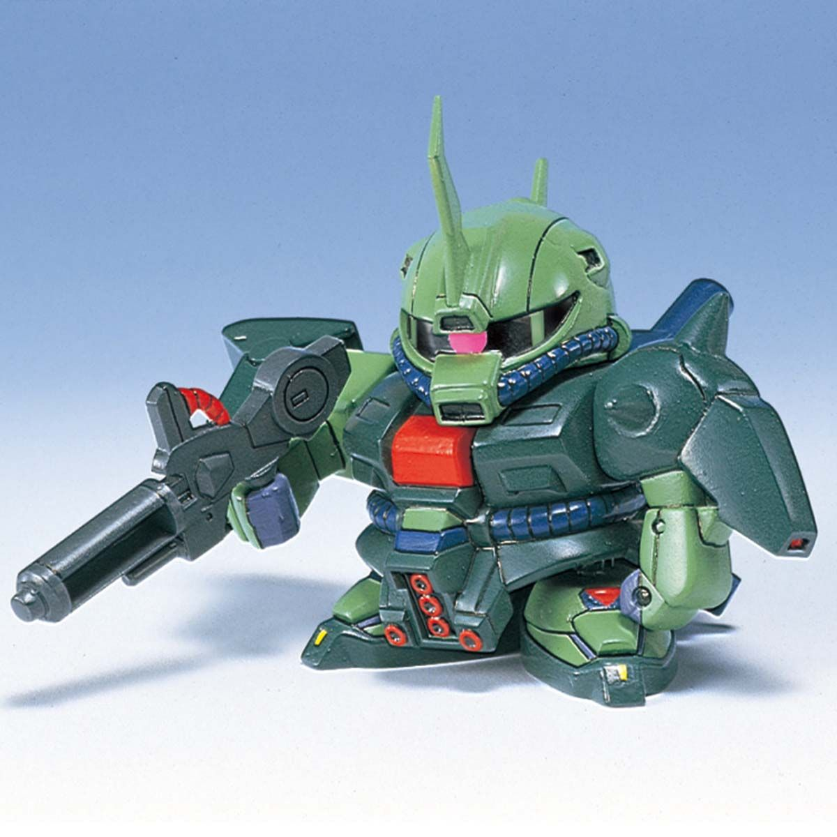 SDガンダム GジェネレーションZERO(GGENERATION-0) 008 AMX-011S ザクIII改 [Zaku III Custom]