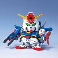 SDガンダム GジェネレーションZERO(GGENERATION-0) 012 MSZ-010 ZZガンダム & FXA-08R メガライダー [MSZ-010 ZZ Gundam & FXA-08R Mega Rider] 5056954 0072790 4902425727905 4573102569547