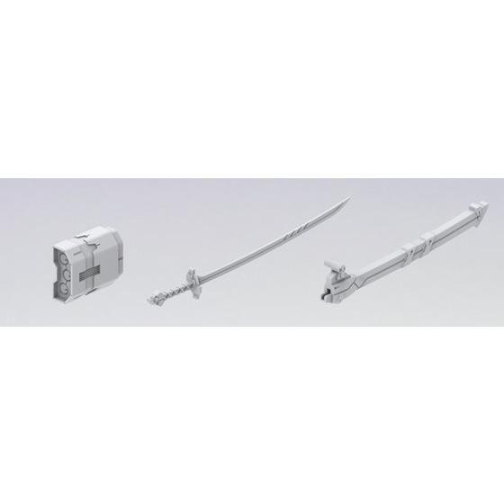 106931ビルダーズパーツHD-30 ノンスケール MSランチャー01