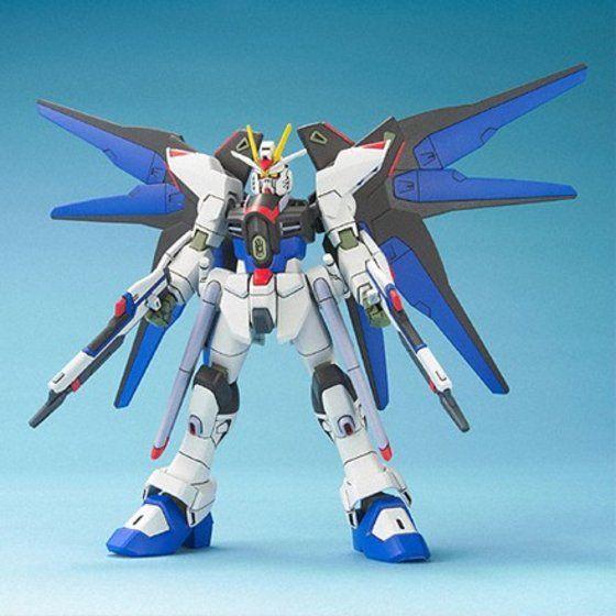 コレクションシリーズ 1/144 ZGMF-X20A ストライクフリーダムガンダム [Collection Series Strike Freedom Gundam]