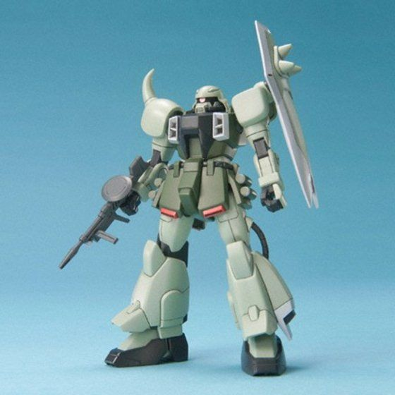8631コレクションシリーズ 1/144 ZGMF-1000 ザクウォーリア [Collection Series ZAKU Warrior]
