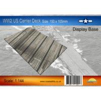 Coastalkits(コースタルキット) ディスプレイベース WW2 米空母 甲板150サイズ CKS112-144-150 0731840944017 公式画像1