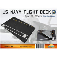 Coastalkits(コースタルキット) ディスプレイベース 米海軍空母 フライトデッキ150サイズ CKS270-144-150 0731840944055 公式画像1