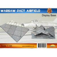 Coastalkits(コースタルキット) ディスプレイベース ワルシャワ条約機構軍の飛行場150サイズ CKS610-144-150 0731840944062 公式画像1