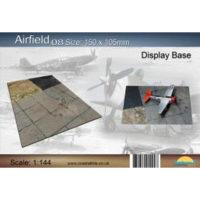 Coastalkits(コースタルキット) ディスプレイベース エアフィールド8 150サイズ CKS630-144-150 0731840944048 公式画像1