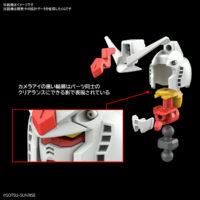 ENTRY GRADE(EG) 1/144 RX-78-2 ガンダム 試作画像6