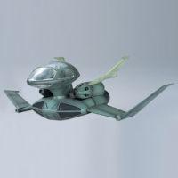 EXモデル 1/144&1/100 ドップファイター[Dopp Fighter]