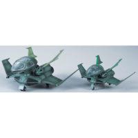 EXモデル 1/144&1/100 ドップファイター[Dopp Fighter] 公式画像2