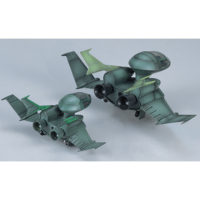 EXモデル 1/144&1/100 ドップファイター[Dopp Fighter] 公式画像4