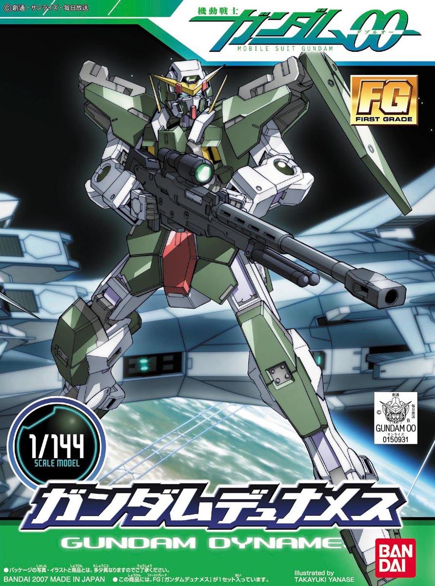 FG 1/144 GN-002 ガンダムデュナメス [Gundam Dynames]