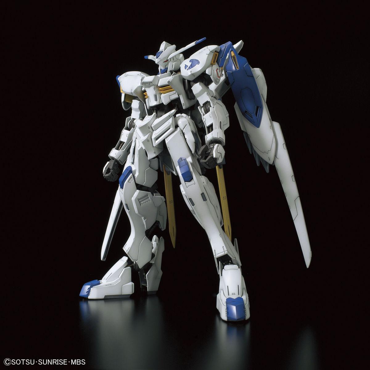 フルメカニクス 1/100 ASW-G-01 ガンダムバエル [Gundam Bael] 0214481 5056828