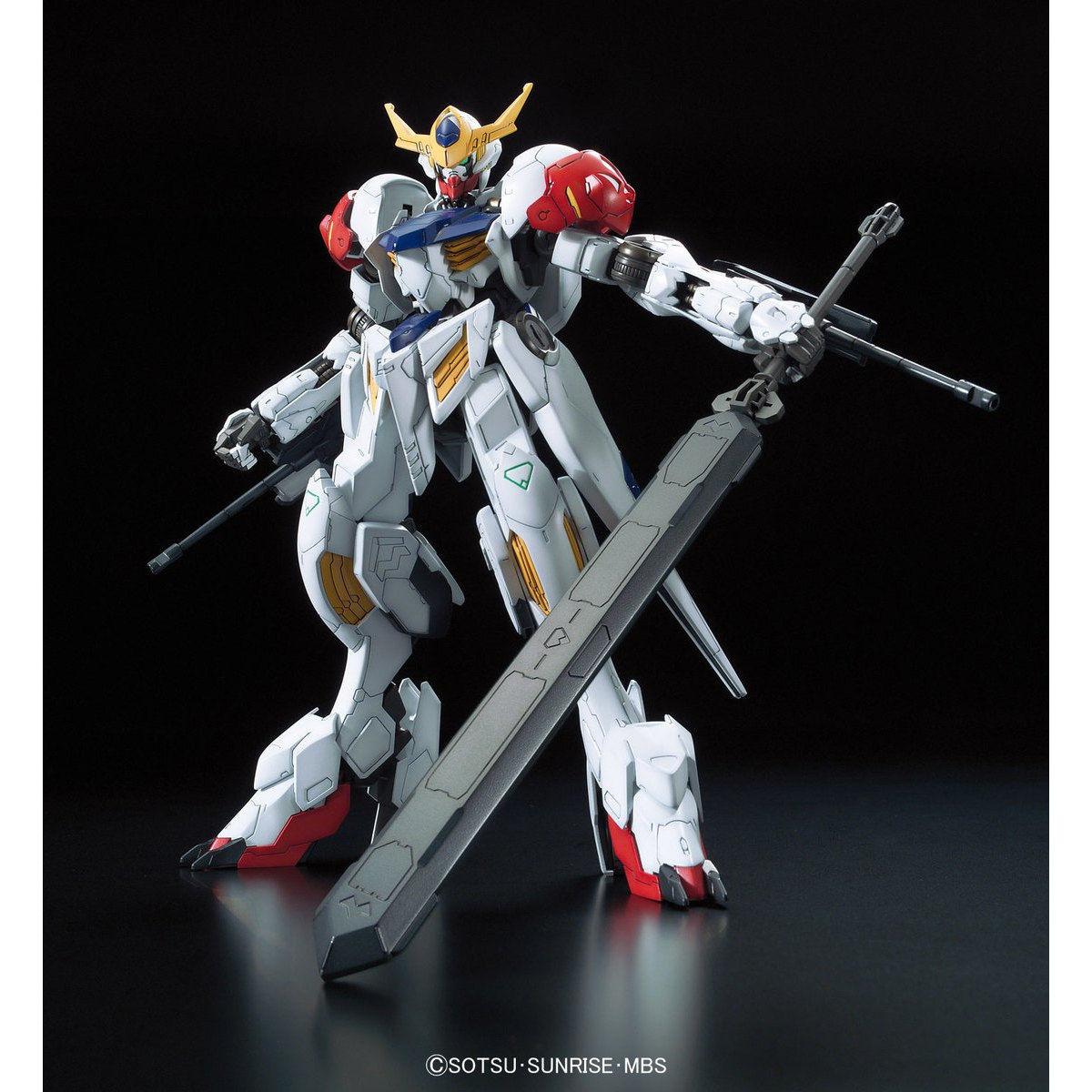 フルメカニクス 001 1/100 ASW-G-08 ガンダムバルバトスルプス [Gundam Barbatos] 0211951 5056825