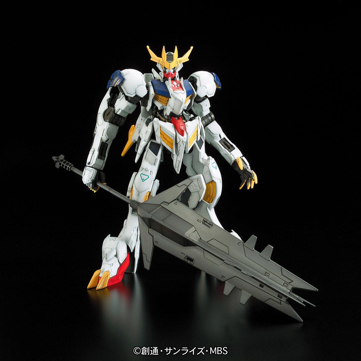 61011フルメカニクス 1/100 ASW-G-08 ガンダムバルバトスルプスレクス [Gundam Barbatos Lupus Rex] 0212964 5056827