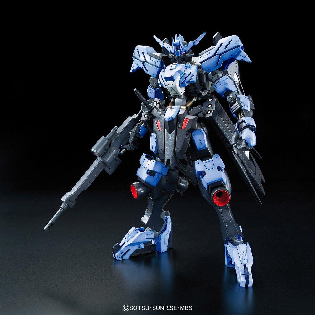 フルメカニクス 1/100 ASW-G-XX ガンダムヴィダール [Gundam Vidar] 0212195 5056826