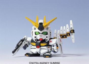 86071SDガンダム GジェネレーションZERO(GGENERATION-0) 001 RX-93 νガンダム(ファンネル付) [ν Gundam Fin Funnel Equipment Type]
