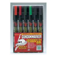 GSIクレオス ガンダムマーカー GMS108 ガンダムマーカー ジオン軍6色セット 4973028518160 4973028505634 公式画像1