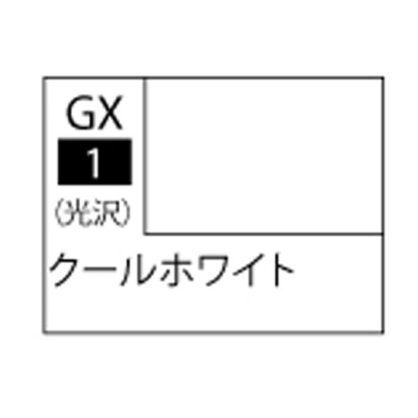 GSIクレオス GX001 Mr.カラー GX クールホワイト 光沢