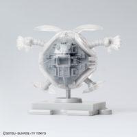 ハロプラ ハロ[ペインティングモデル] クリア&ホワイト 公式画像3