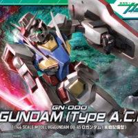 HG 1/144 GN-000 オーガンダム(実戦配備型) [0 Gundam (Type A.C.D.)] パッケージ