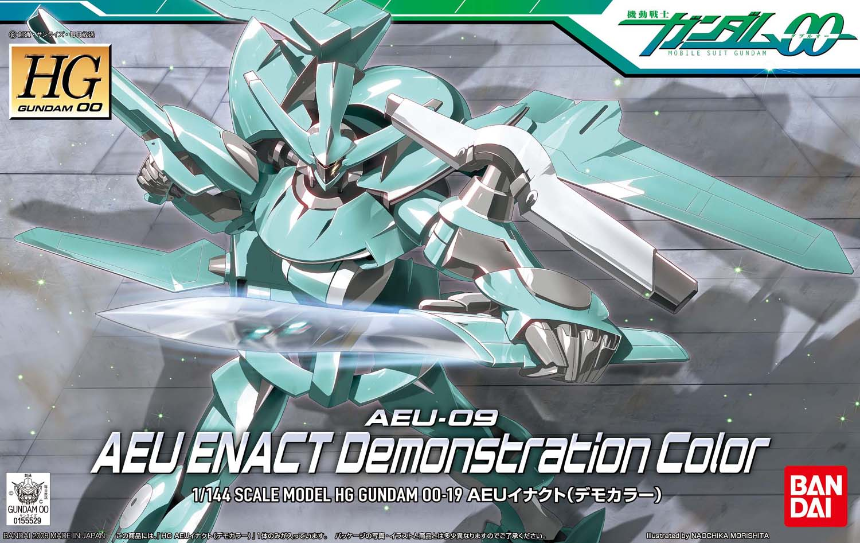 HG 1/144 AEU-09 AEUイナクト(デモカラー) [AEU Enact DEMO Color]