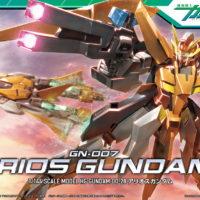 HG 1/144 GN-007 アリオスガンダム [Arios Gundam] パッケージ