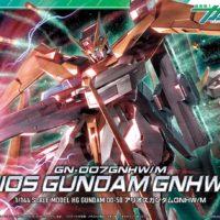 HG 1/144 GN-007GNHW/M アリオスガンダムGNHW/M [Arios Gundam GNHW/M] パッケージ