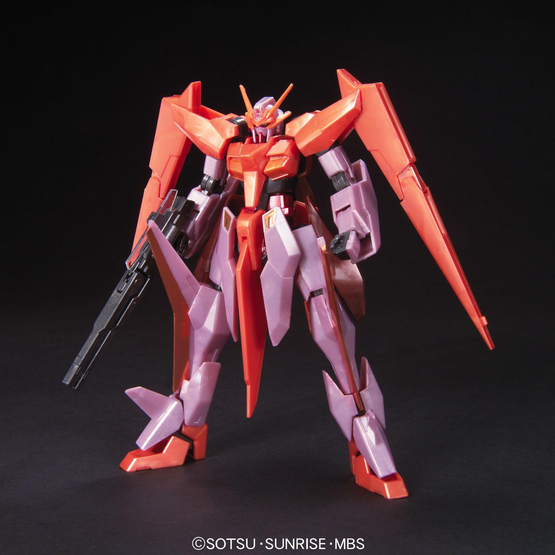 6726HG 1/144 GN-007 アリオスガンダム(トランザムモード)グロスインジェクションバージョン [Arios Gundam Trans-Am Mode]