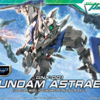 HG 1/144 GNY-001 ガンダムアストレア [Gundam Astraea] パッケージ