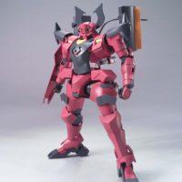 HG 1/144 GNX-704T/AC ミスター・ブシドー専用アヘッド 公式画像1