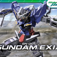 HG 1/144 GN-001 ガンダムエクシア [Gundam Exia] パッケージ