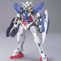 HG 1/144 GN-001 ガンダムエクシア [Gundam Exia] 素組画像