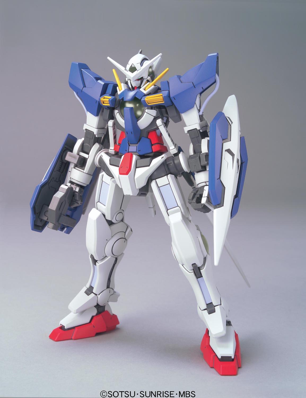 HG 1/144 GN-001 ガンダムエクシア [Gundam Exia] 0151246 5057927 4573102579270