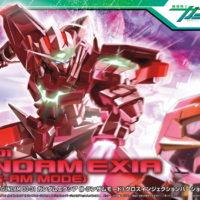 HG 1/144 GN-001 ガンダムエクシア(トランザムモード)グロスインジェクションバージョン [Gundam Exia Trans-Am Mode] パッケージ