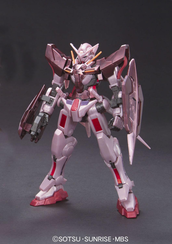 6674HG 1/144 GN-001 ガンダムエクシア(トランザムモード)グロスインジェクションバージョン [Gundam Exia Trans-Am Mode]