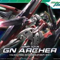 HG 1/144 GNR-101A GNアーチャー [GN Archer] パッケージ