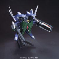 HG 1/144 GNアームズTYPE-D+ガンダムデュナメス [GN Arms Type-D + Gundam Dynames] 公式画像1