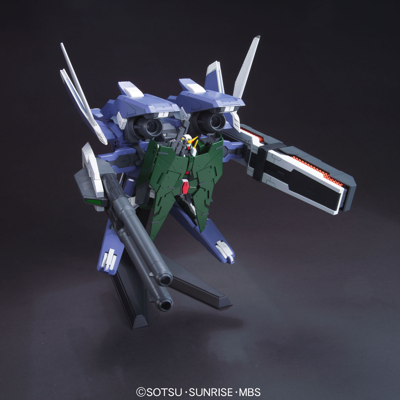 6654HG 1/144 GNアームズTYPE-D+ガンダムデュナメス [GN Arms Type-D + Gundam Dynames]